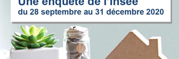 INSEE: Enquête histoire de vie et Patrimoine
